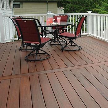 decking materials brownstown il