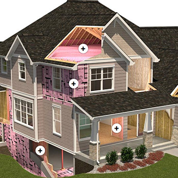 insulation for every area of your home or business